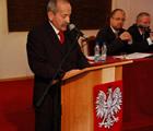 11 listopada 2008, Uroczystość nadania odznaczeń Honorowych Obywateli Miasta Siedlce