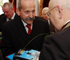 11 listopada 2008, Życzenia dla Ks. Łuszczyńskiego