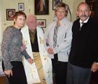 wrzesień 2008 - Mejszagoła (Litwa), U Honorowego Obywatela Miasta Siedlce - Ks. Prałata Józefa Obrębskiego