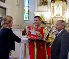 19 czerwca 2010 - Mejszagoła (Litwa) - I rocznica aktu Intronizacji Chrystusa Króla w Rejonie Wileńskim