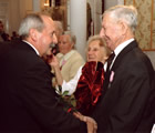16 czerwca 2009, Jubileusz 60-cio lecia Małżeństwa Państwa Danuty i Zygmunta oraz Hanny i Stanisława Stańczuków