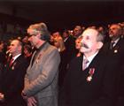 26 marca 2009 - CKiS w Siedlcach, wsród odznaczonych przez Prezydenta RP Lecha Kaczyńskiego