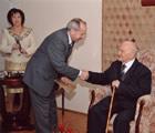 luty 2009, 100 lecie Urodzin Wacława Jarząba