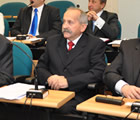 podczas obrad Rady Miasta Siedlce VI kadencji